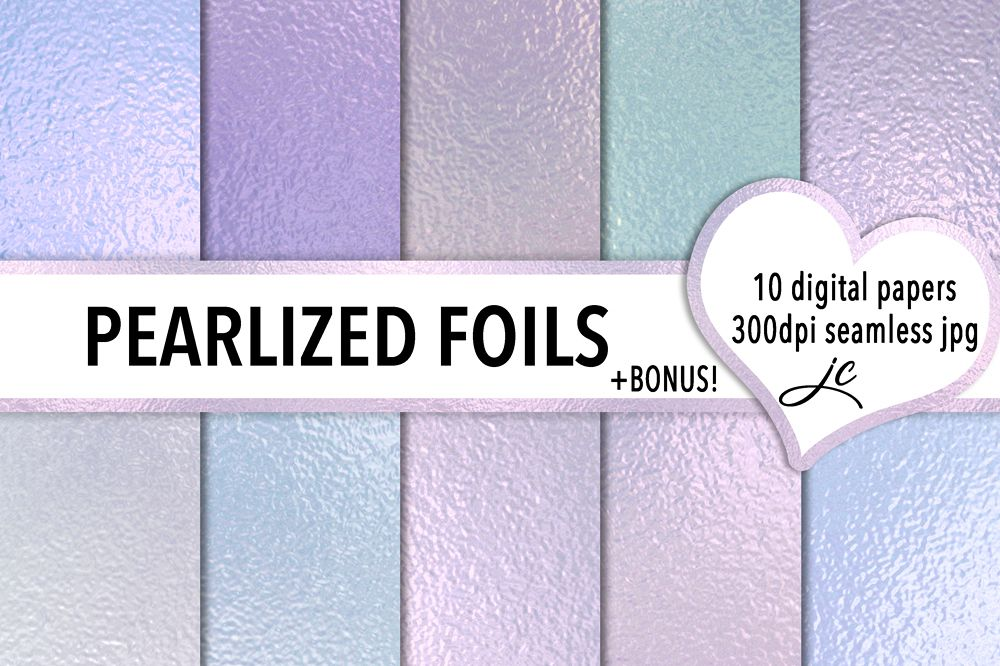 Pearlized Foils example image 1