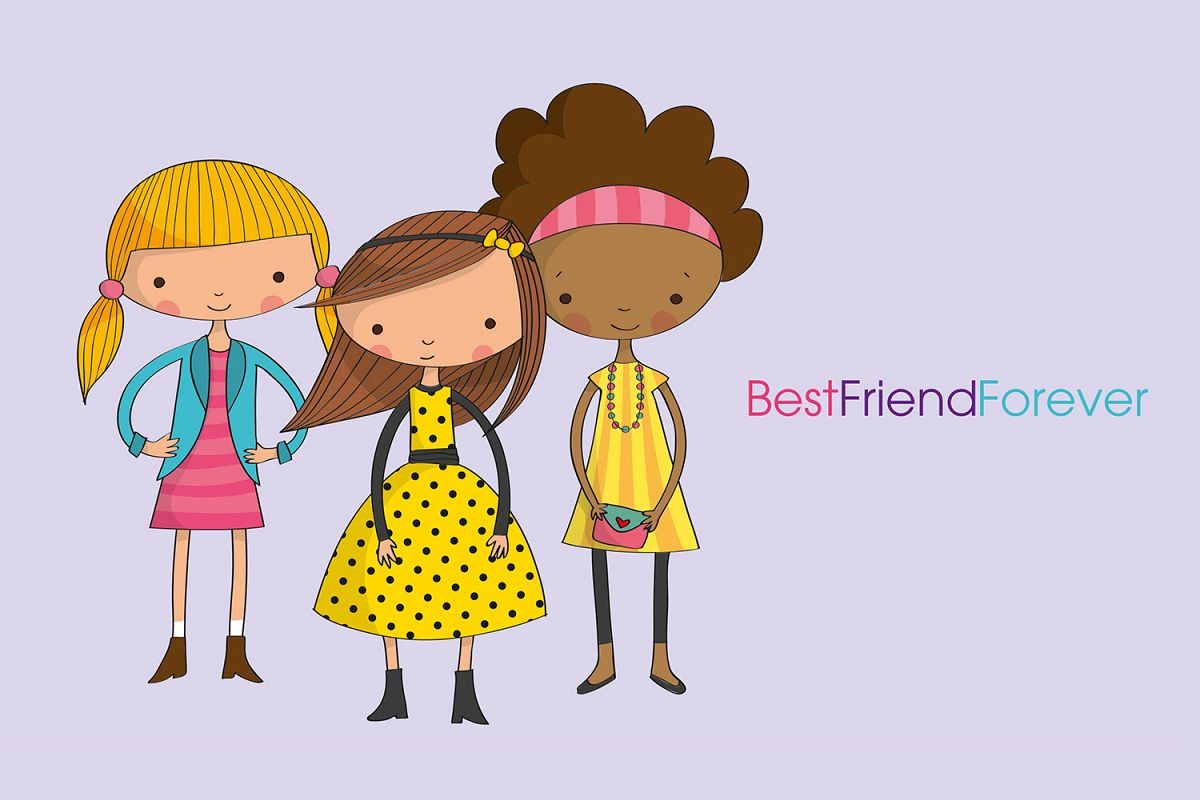 BFF Best Friends Forever example image 1