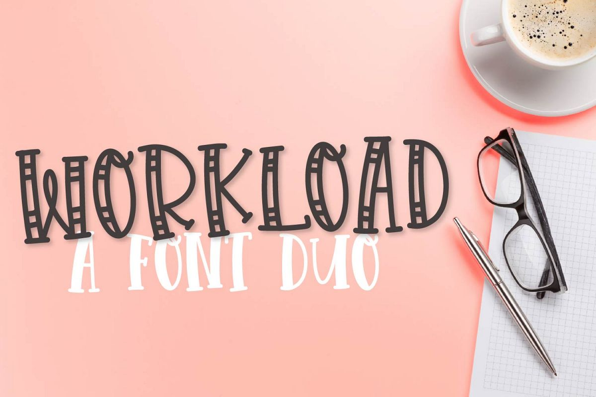 Workload - A Fun Duo example image 1