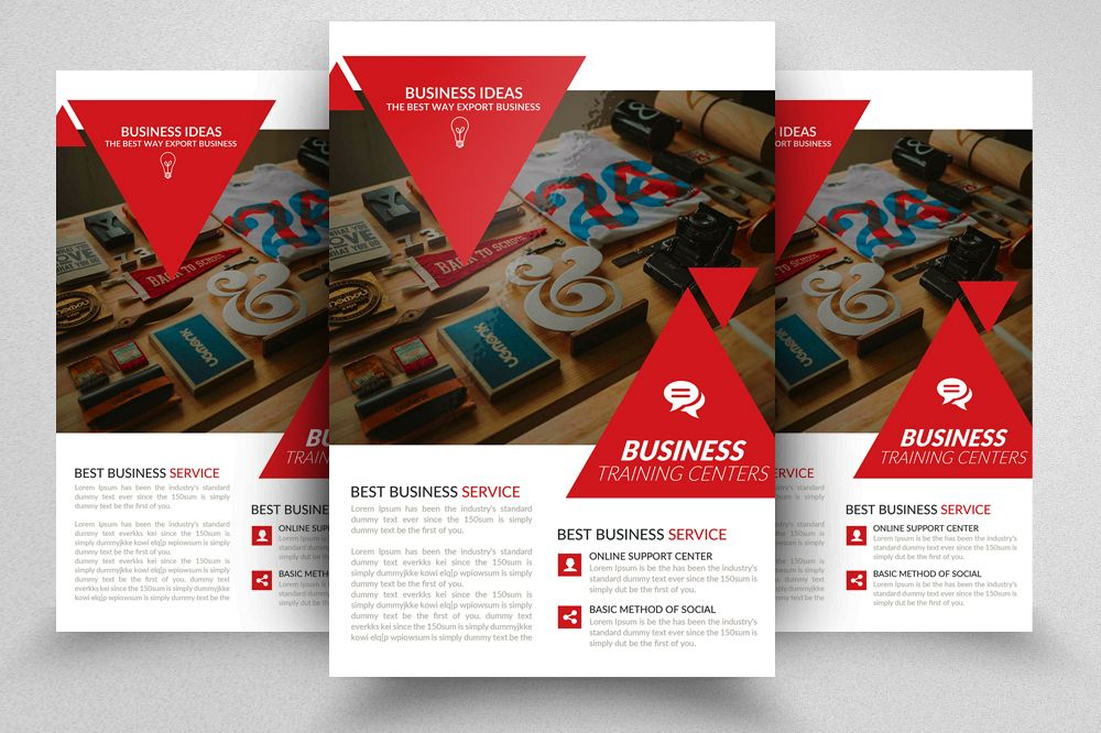 Accounting Tax Services Flyer Templates