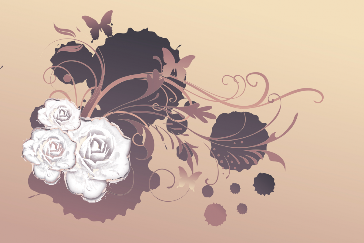 Floral Background example image 1