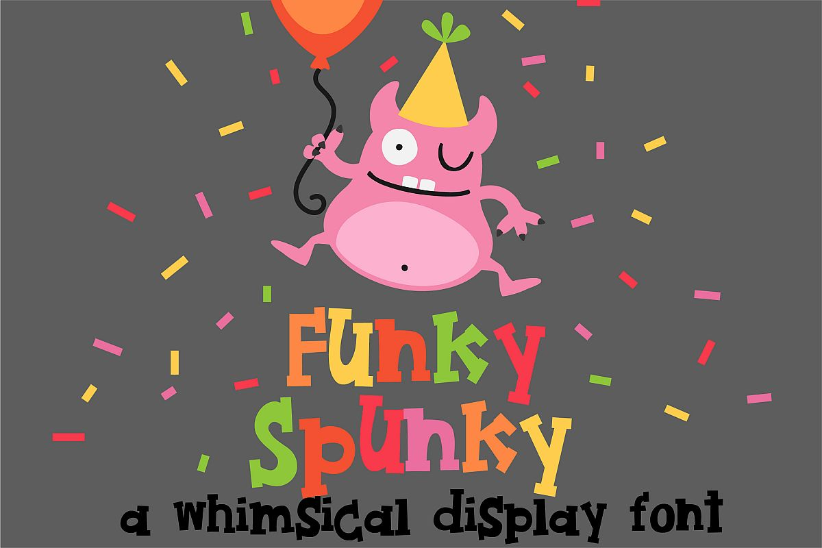 PN Funky Spunky example image 1