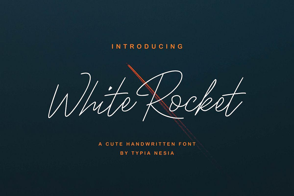 White Rocket example image 1