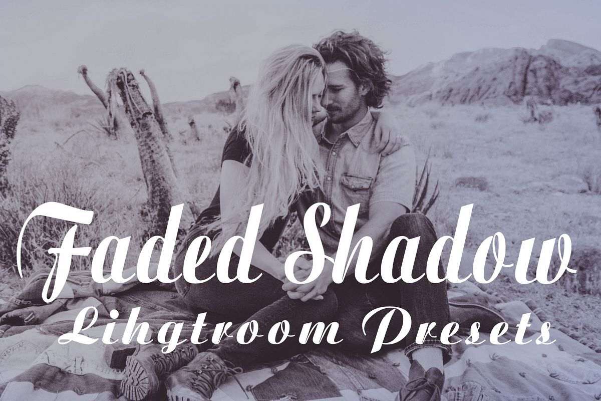 Faded Shadow Lightroom Presets example image 1