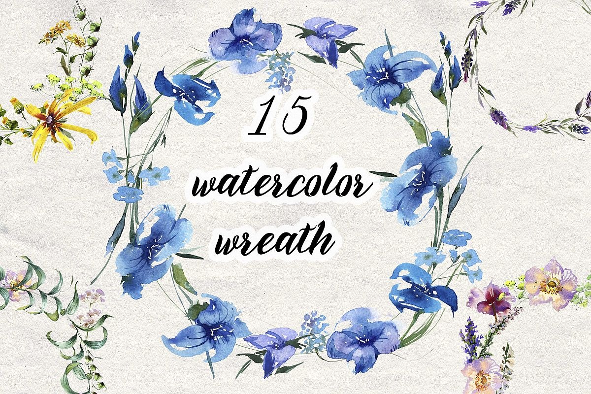 Summer Wreath example image 1