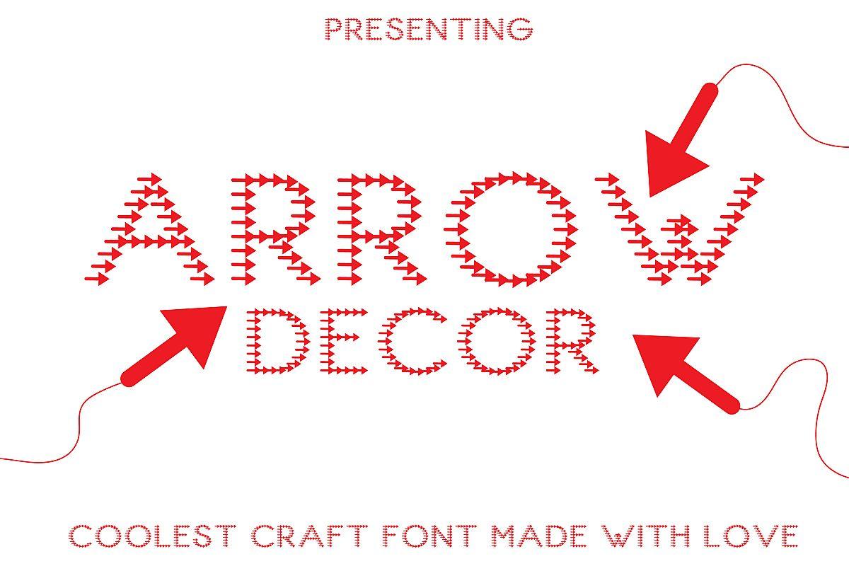 Arrows Decor example image 1