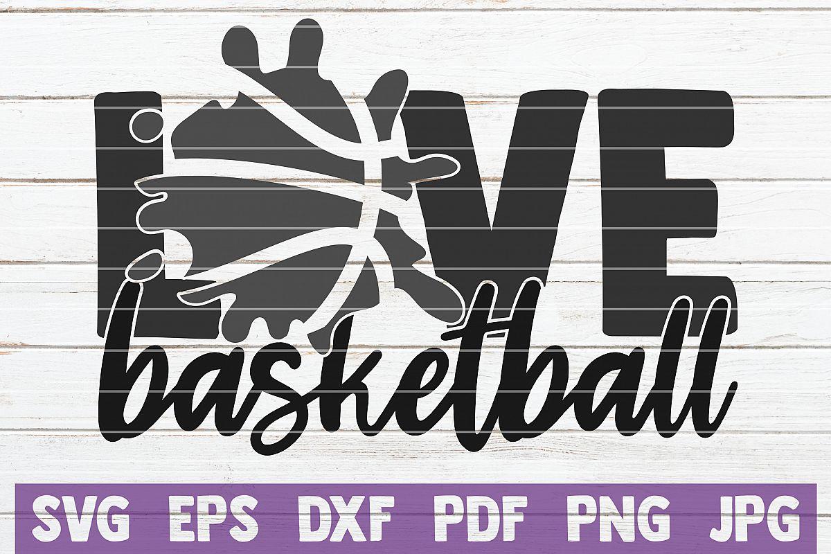 Love Basketball example image 1