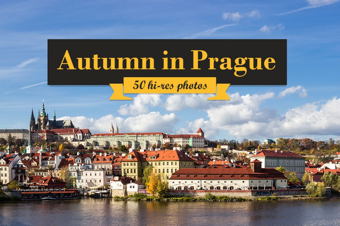Autumn in Prague | 50 high-quality photos example image 1