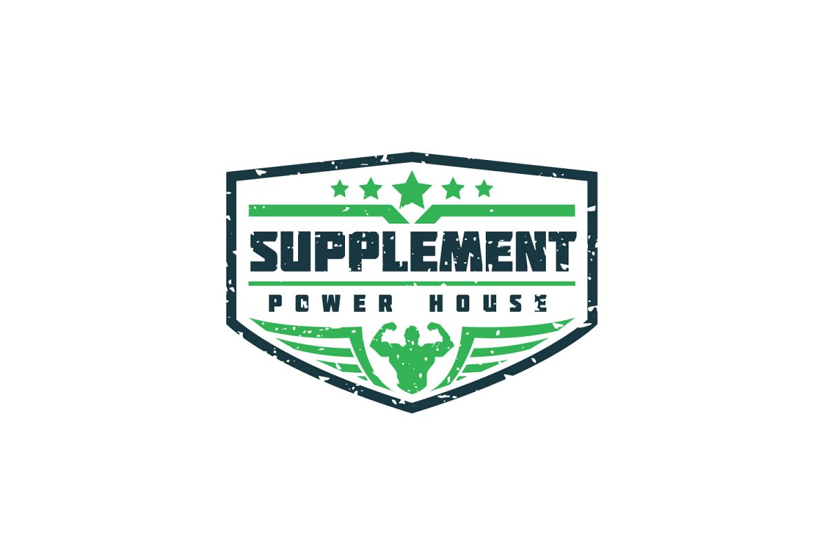 Protein Supplement Logo example image 1