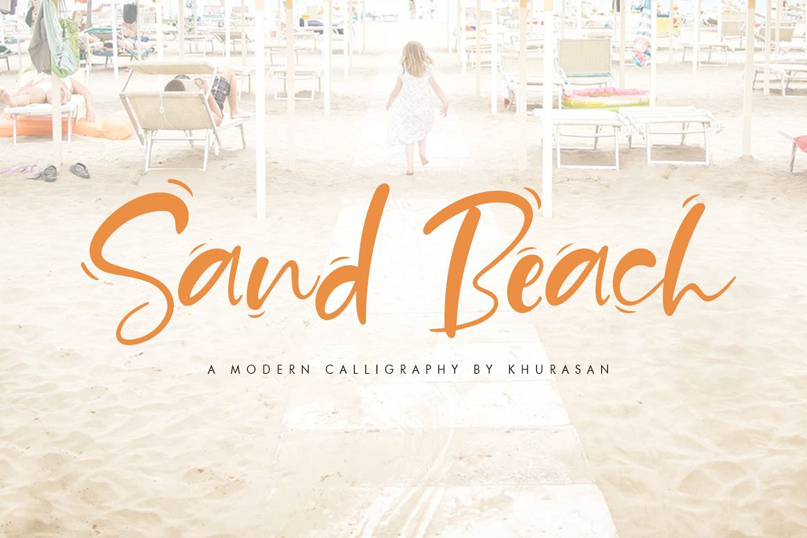 Sand Beach Script example image 1