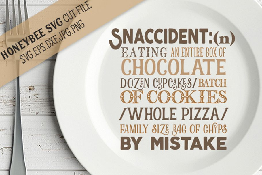 Snaccident Definition svg example image 1