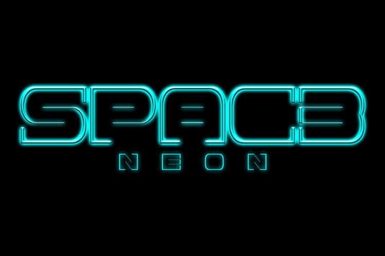 Spac3 - Neon example image 1