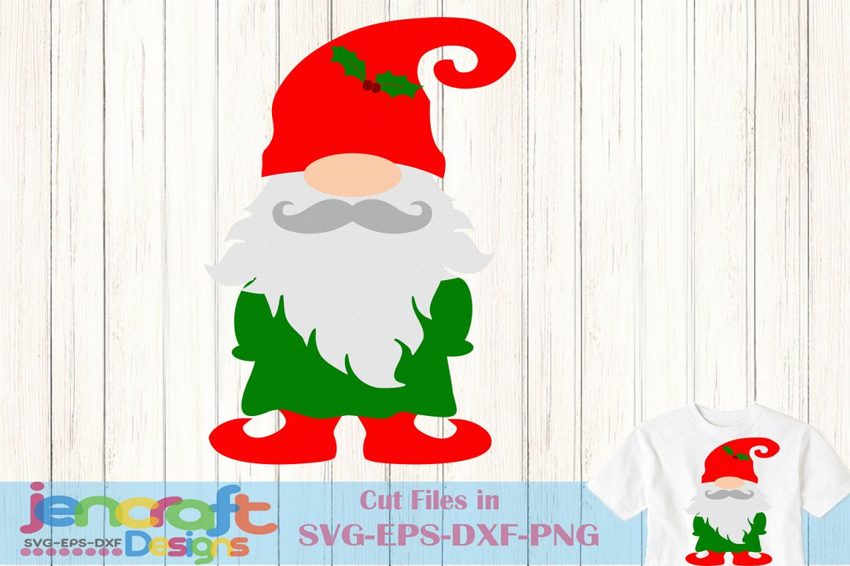 Christmas Gnomes Svg.Christmas Svg Nordic Gnome Svg