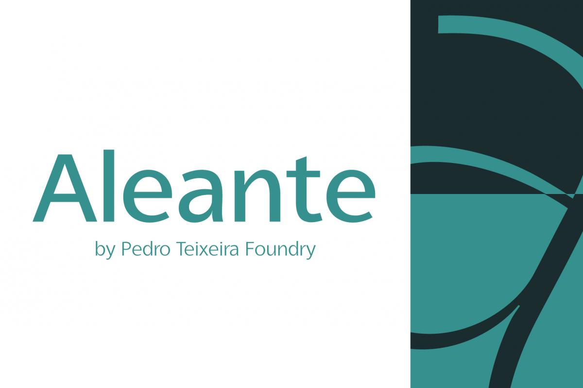 Aleante Sans Medium example image 1
