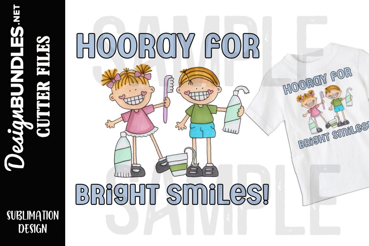 Hooray for Bright Smiles example image 1