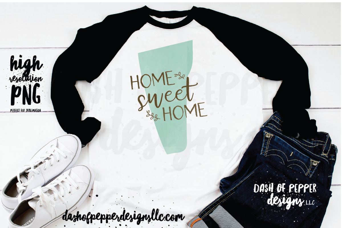 Vermont - A Home Sweet Home PNG example image 1