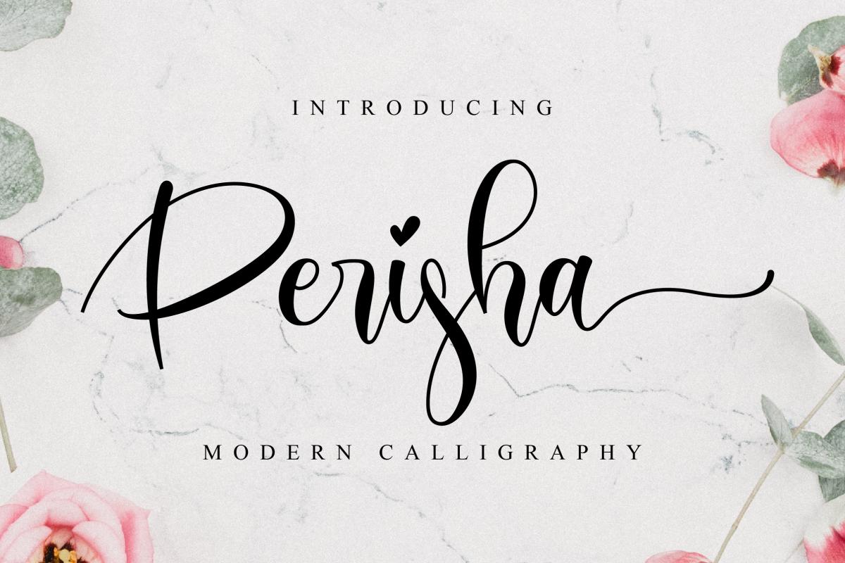 Perisha Script example image 1