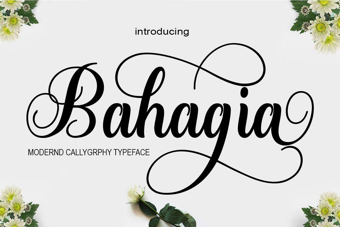 Bahagia example image 1