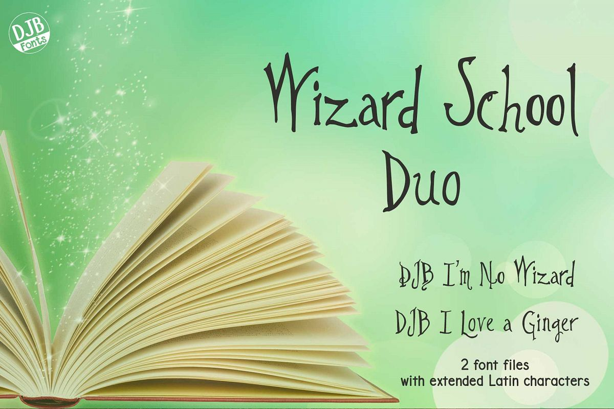 Wizard School Duo example image