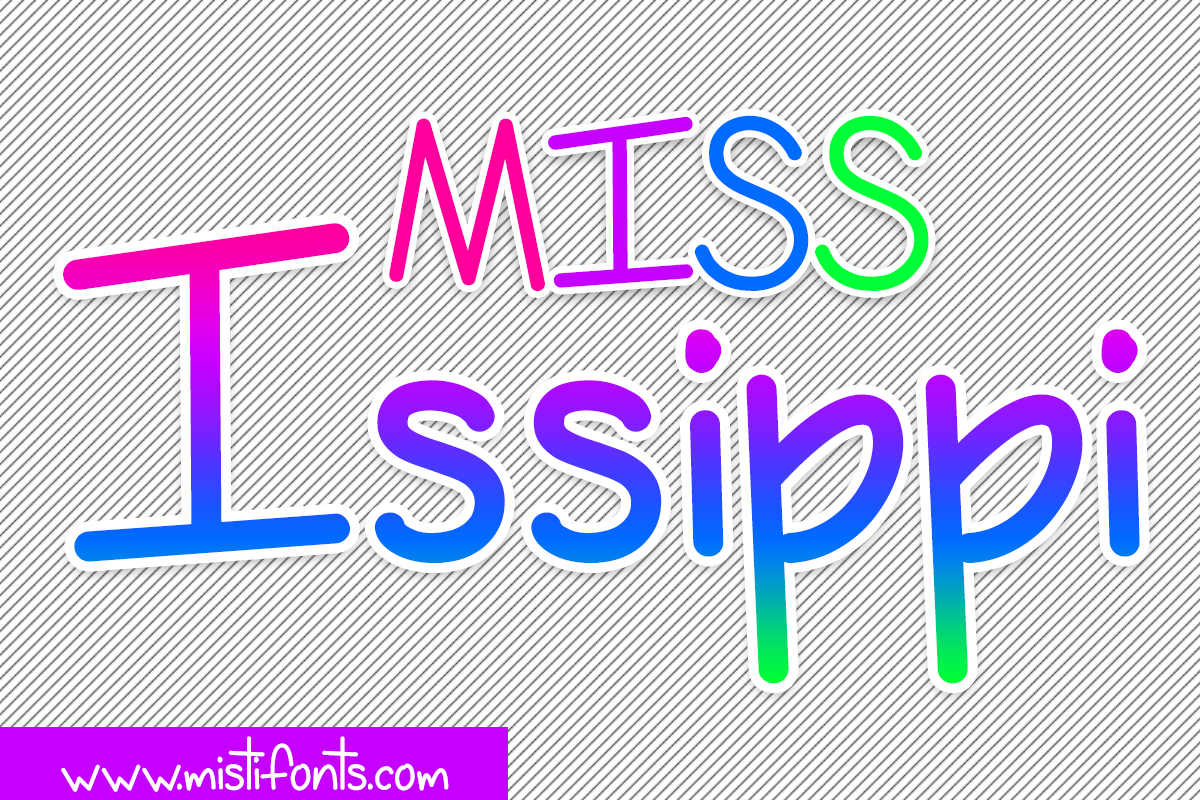 Miss Issippi example image 1