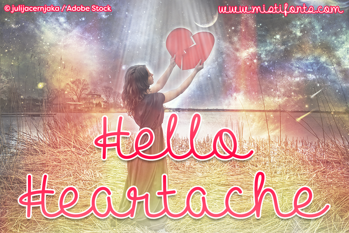 Hello Heartache example image 1
