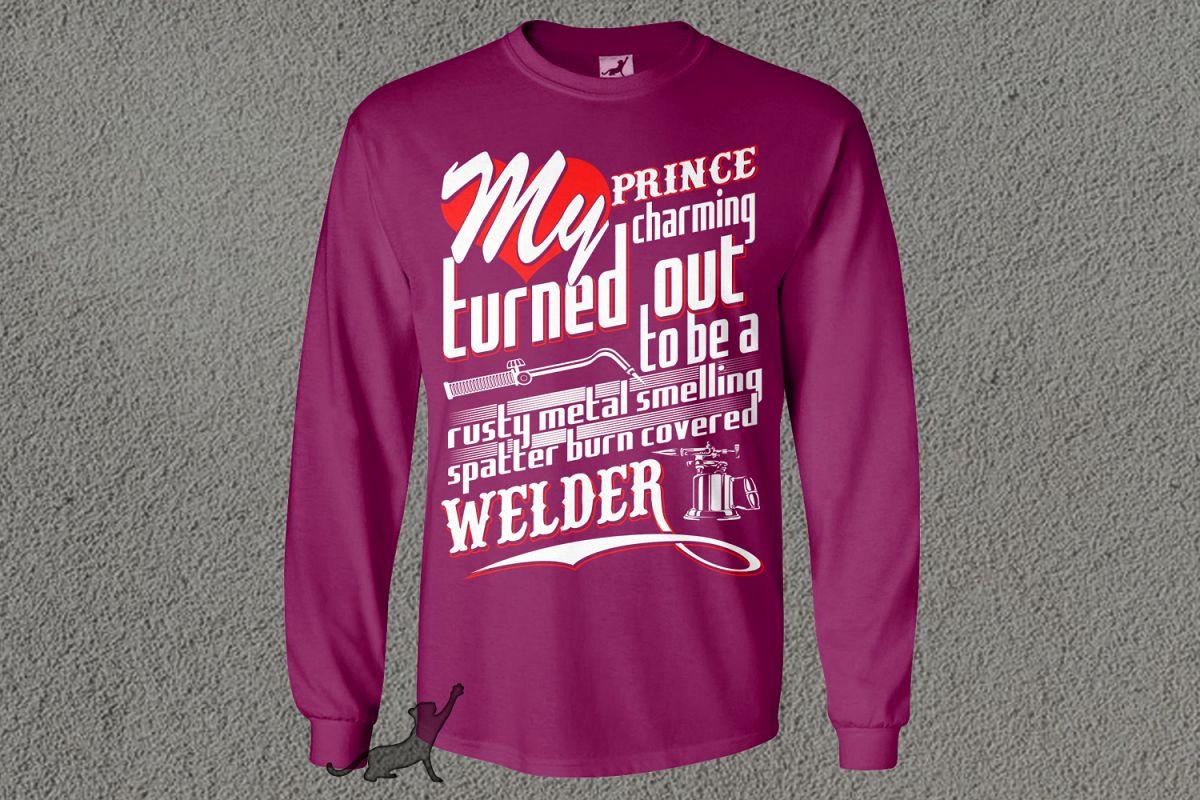 Welder Wife example image 1