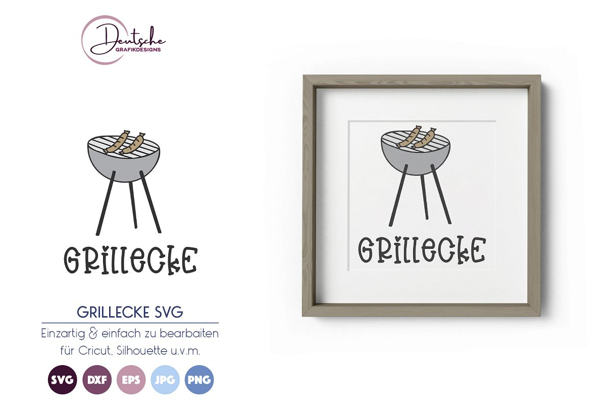 Grillecke SVG example image 1