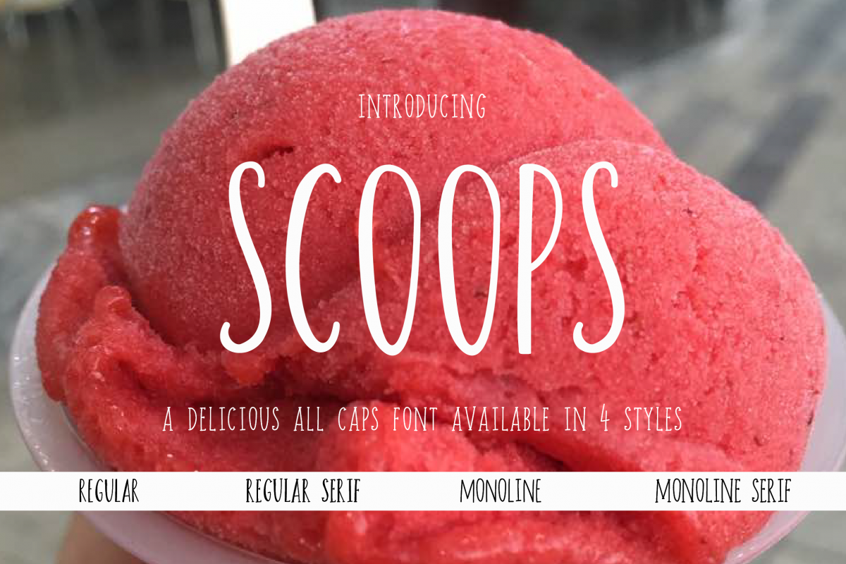 Scoops example image 1