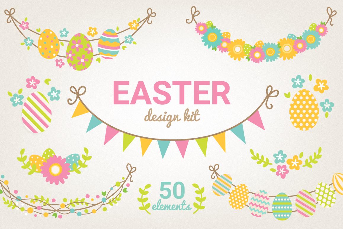 Easter Design Kit example image 1