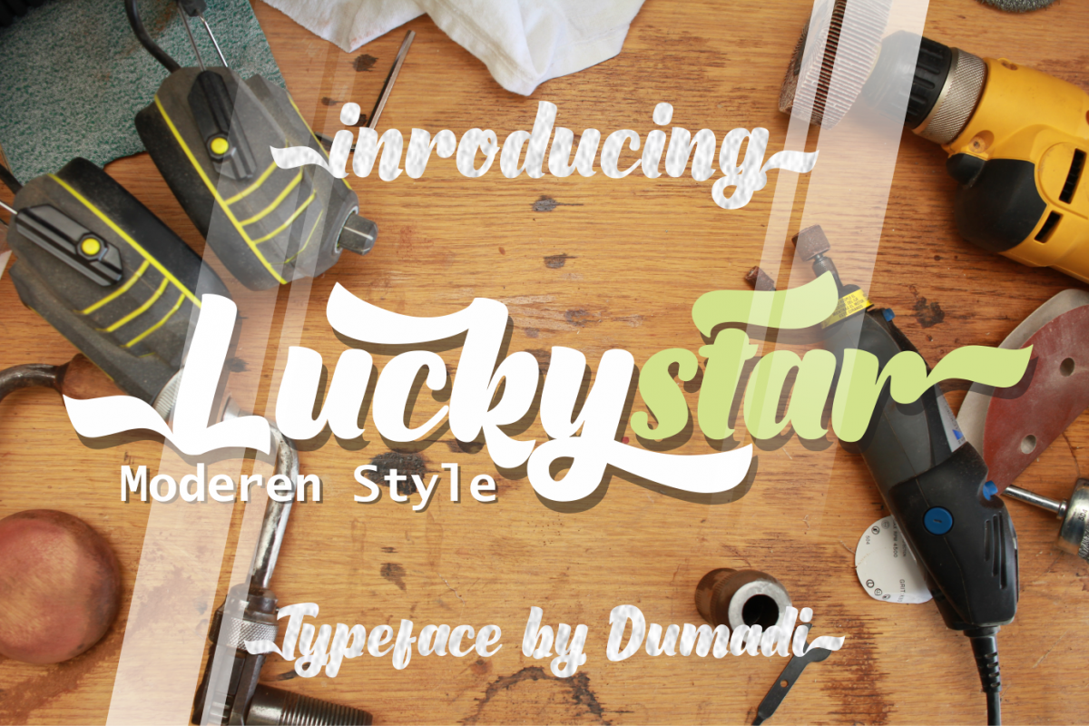 Luckystar example image 1