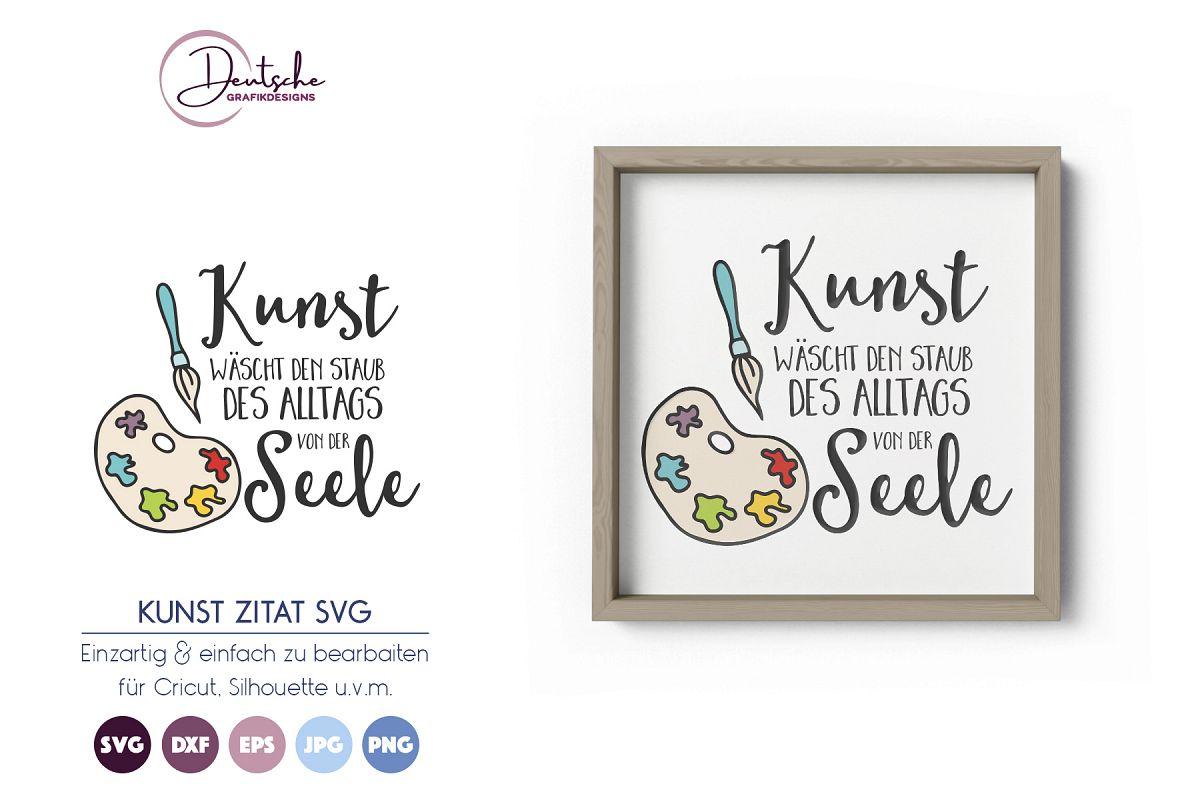 Kunst Spruch SVG example image 1