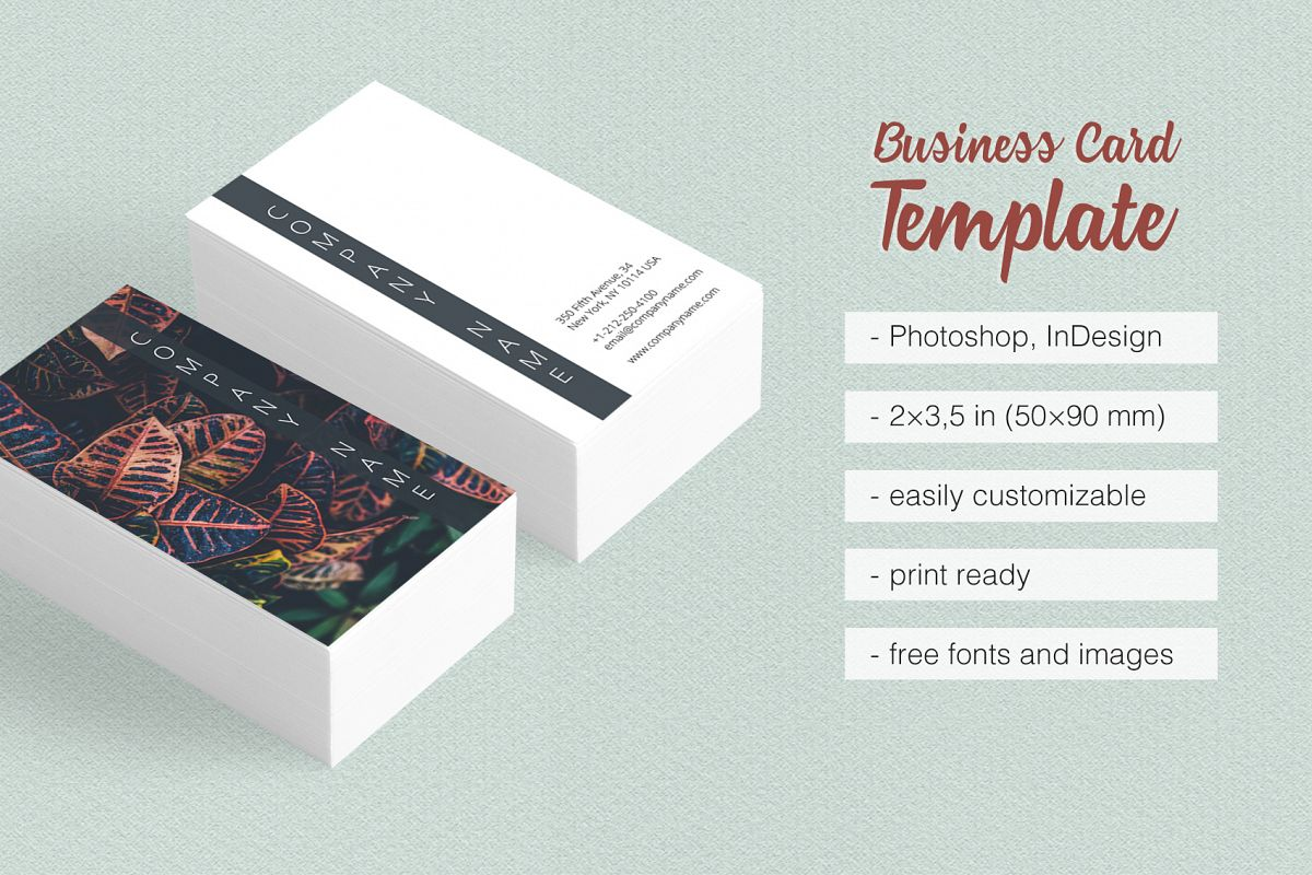 Asian dream business card template 2 by design bundles asian dream business card template 2 example image colourmoves