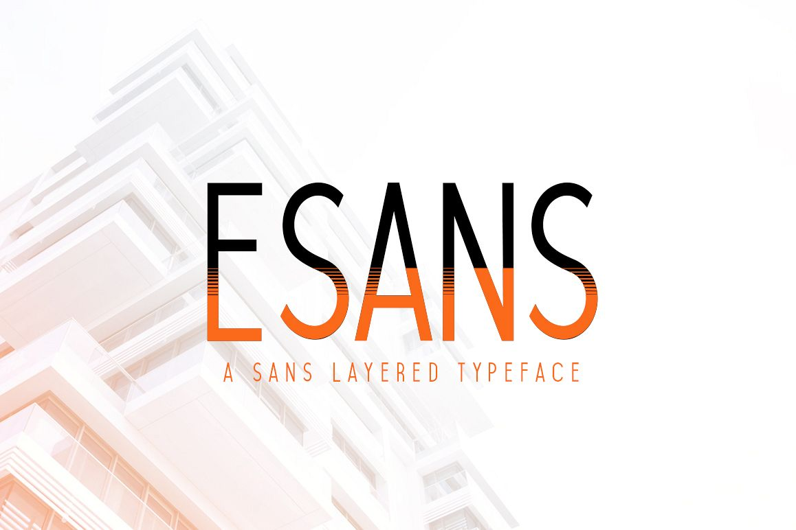 Esans Layered example image 1