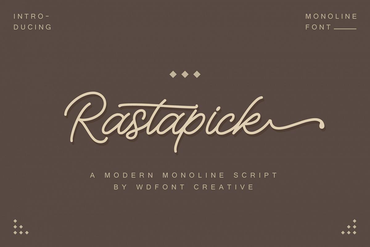 Rastapick example image 1