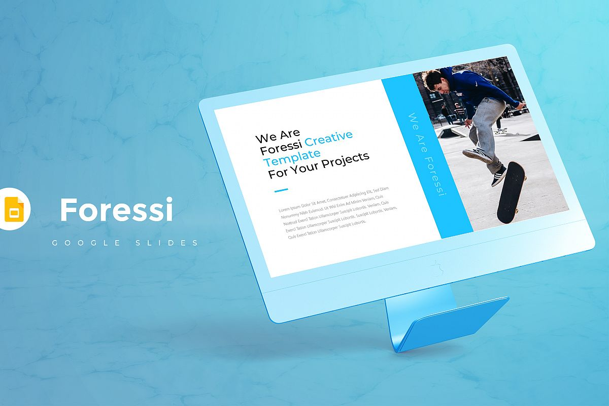 Foressi - Google Slides Template