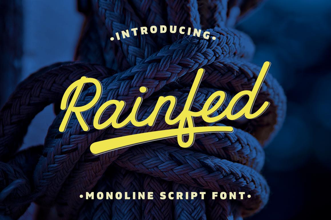 Rainfed example image 1