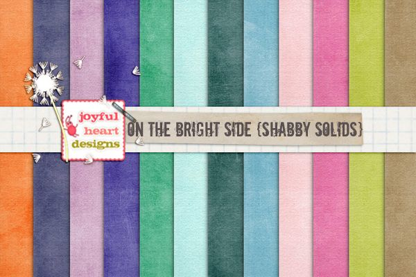 On the Bright Side {shabby solids} example image 1