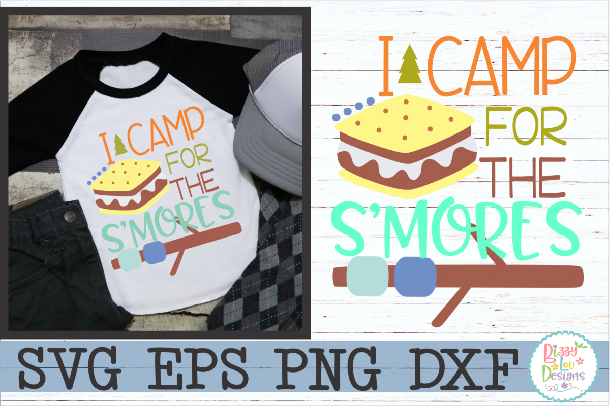 I camp for the S'Mores example image 1