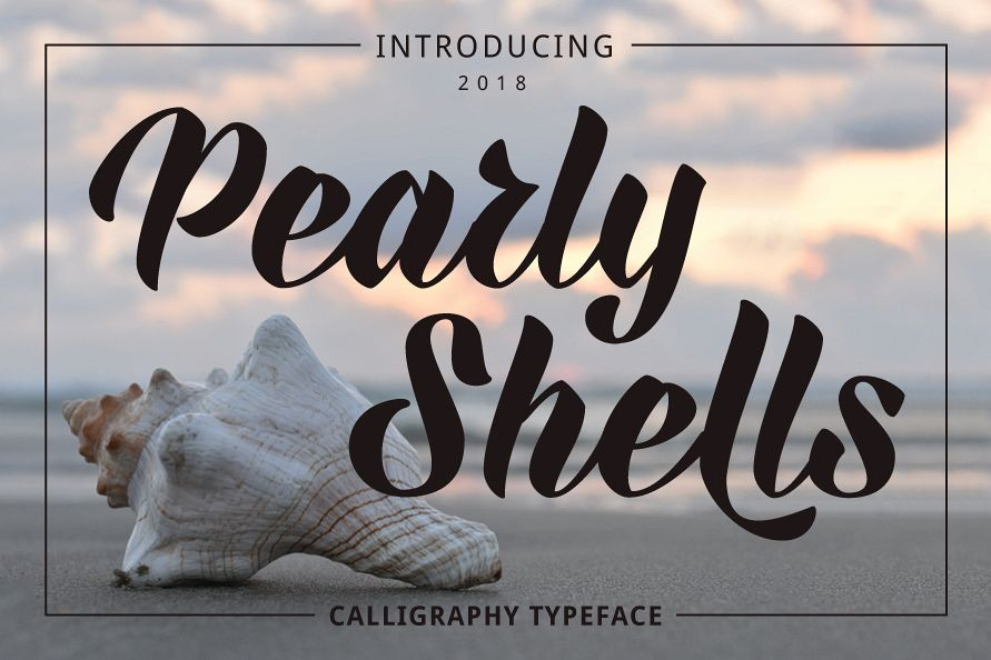 Pearly Shells example image 1