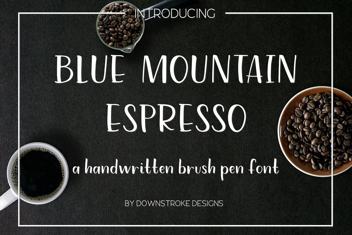 Blue Mountain Espresso example image