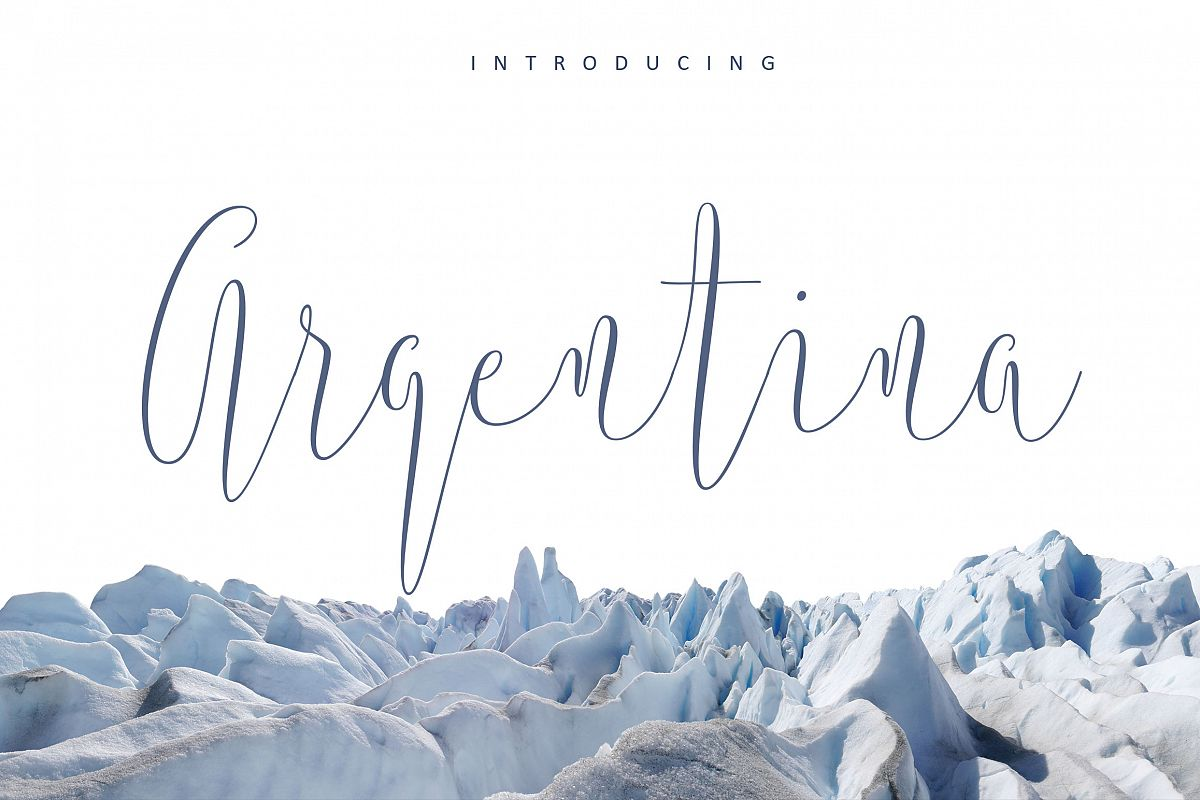 Argentina Script example image 1