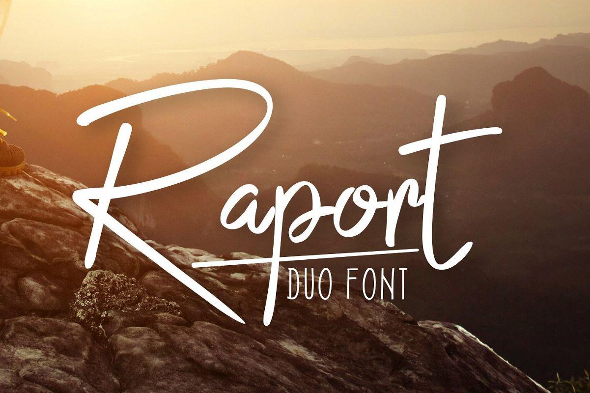 Raport Script example image 1