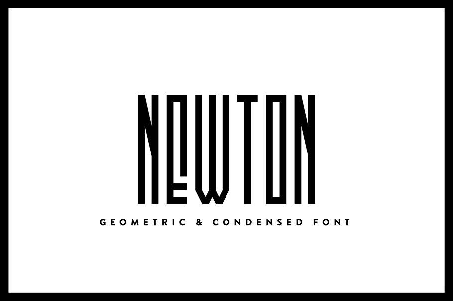 Newton example image 1