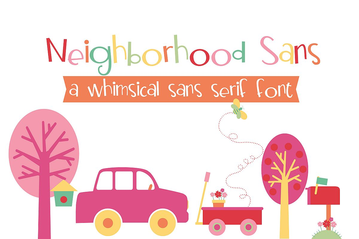 PN Neighborhood Sans example image 1