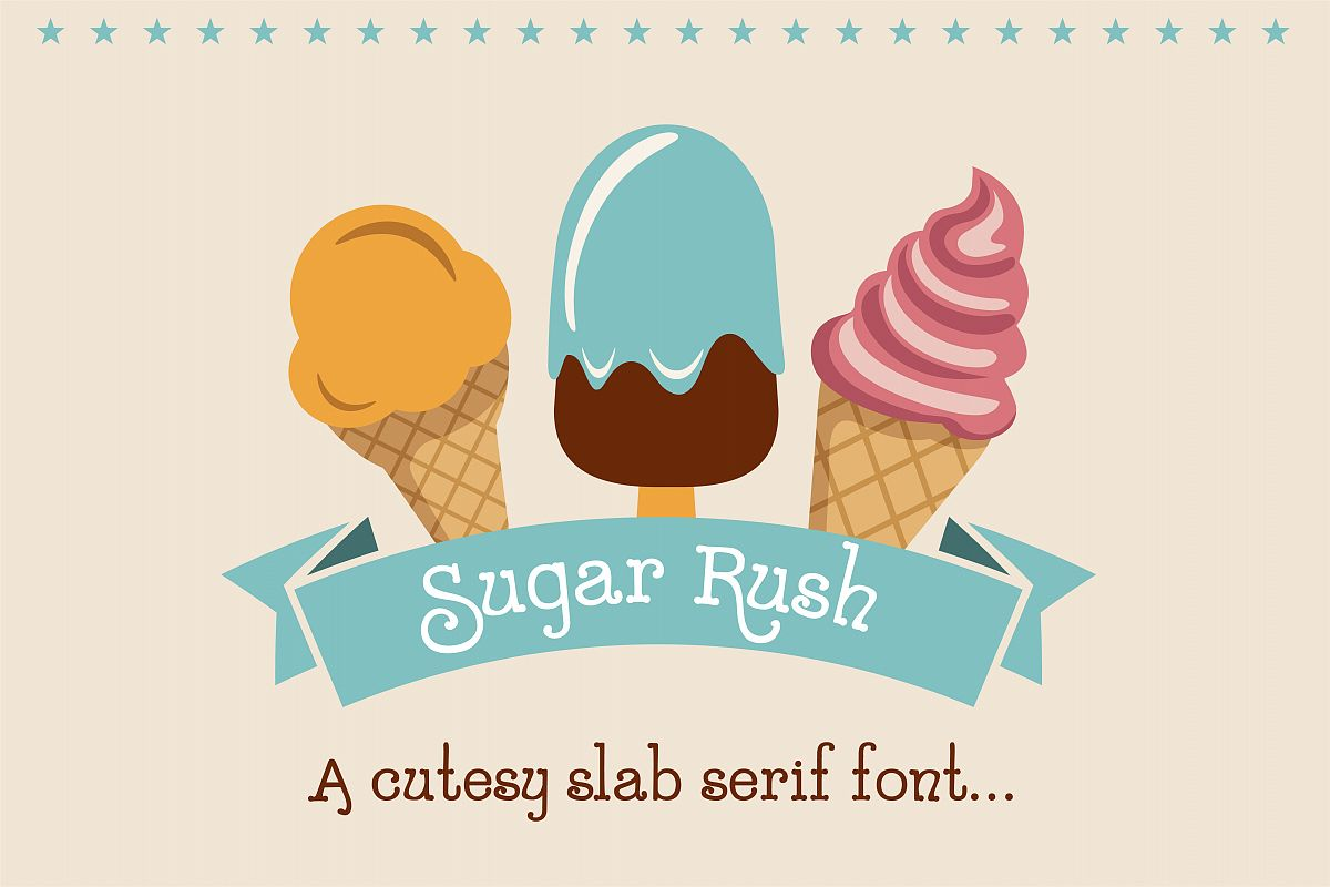 ZP Sugar Rush example image 1