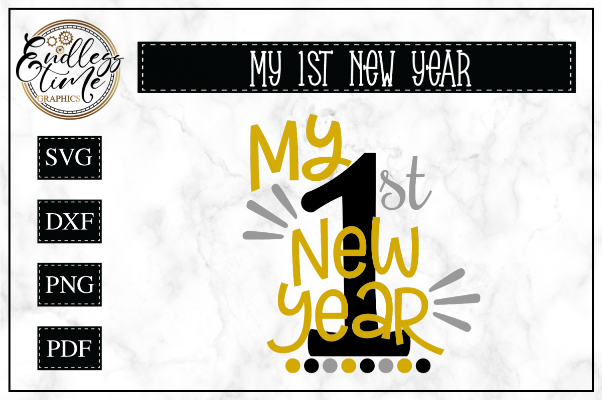 my first new year a new years design example image 1
