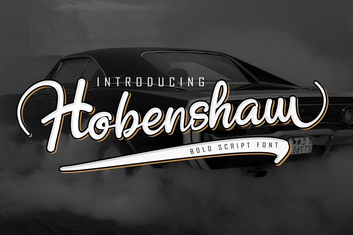 Hobbenshaw example image 1