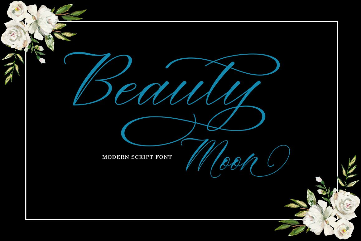 Beauty Moon Script example image 1