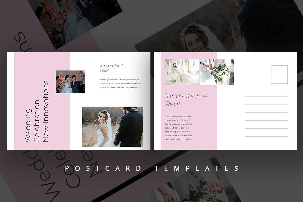 Wedding Celebration Postcard example image 1