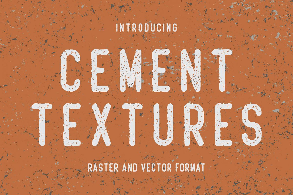 10 Cement Textures example image 1